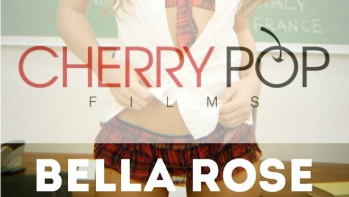 Bella Rose Wins Cherry Pop's 'Schoolgirl' Casting Contest