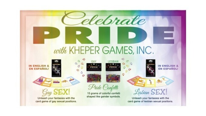 Kheper Games Celebrates Pride With New Themed Items