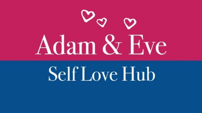 Adam & Eve Debuts Self Love Hub
