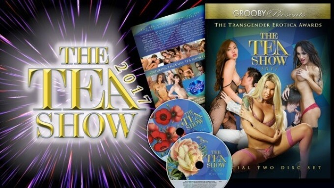 Grooby Releases 'The TEA Show 2017' DVD Set