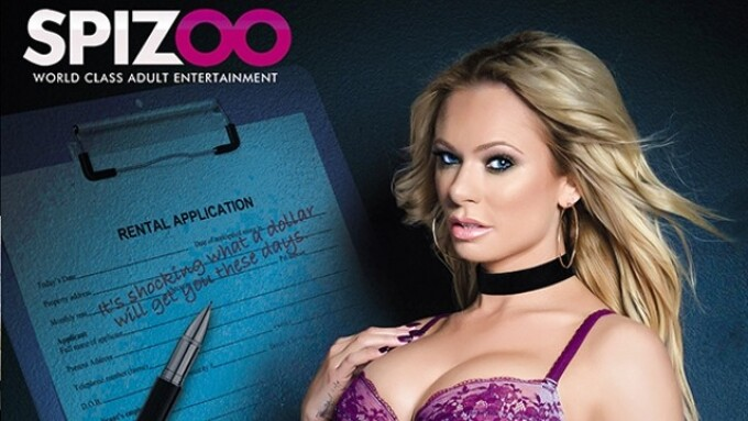 Adult Source Media Releases Spizoo's 'Sex For Rent'