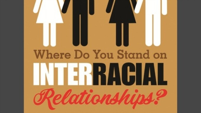 Adam & Eve Releases Stats on Interracial Relationships