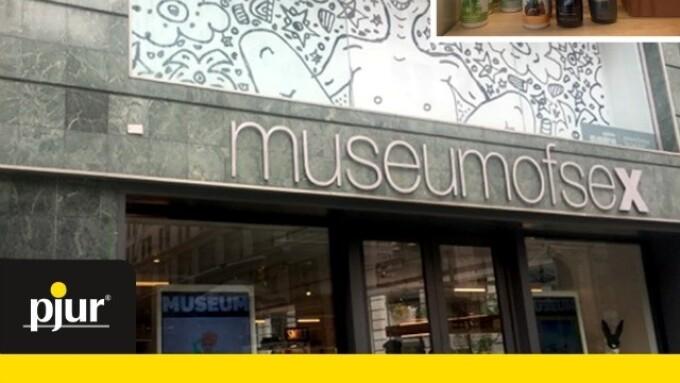 pjur Products Presented at N.Y.'s Museum of Sex