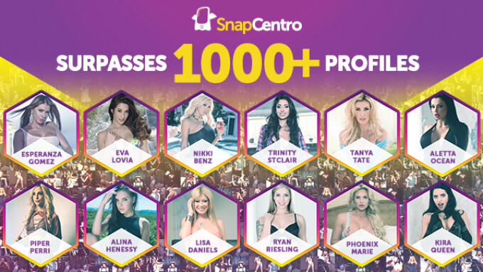 SnapCentro Attracts More Than 1,000 Influencers on Platform