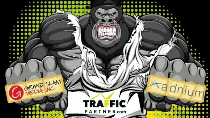 Grand Slam Media, TrafficPartner Join Forces