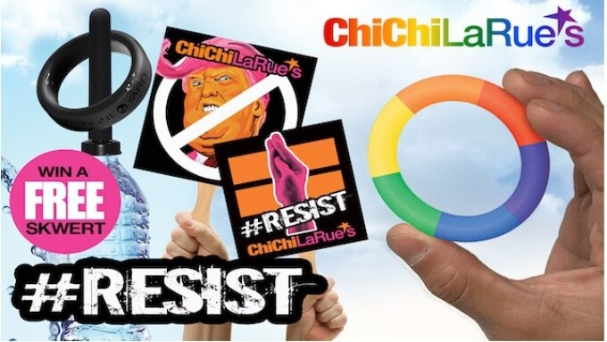 C1R Releases Rascal Pride Ring in Conjunction With Resist March