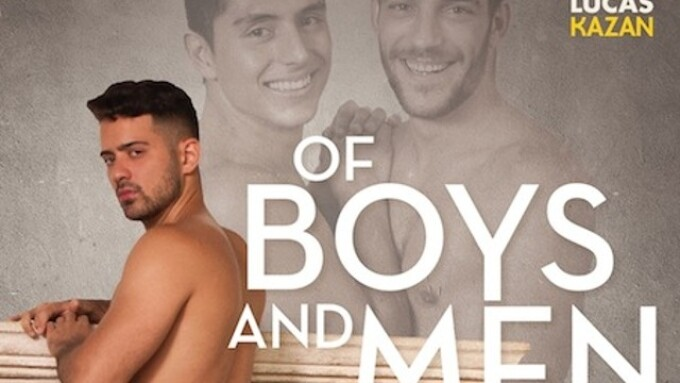 LucasKazan Offers 'Of Boys and Men'