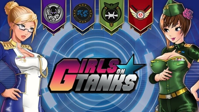 Nutaku Offers Newest Hentai Title, 'Girls on Tanks'