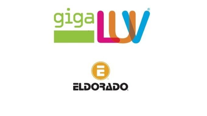 Eldorado Exclusively Distributing GigaLuv Products