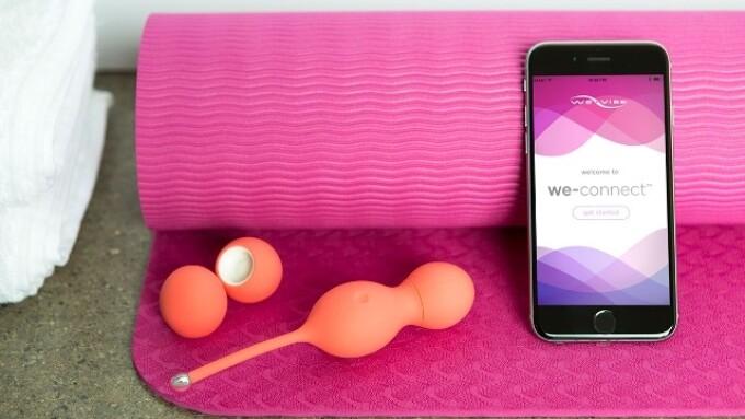 We-Vibe Introduces 'Bloom' Kegel Balls