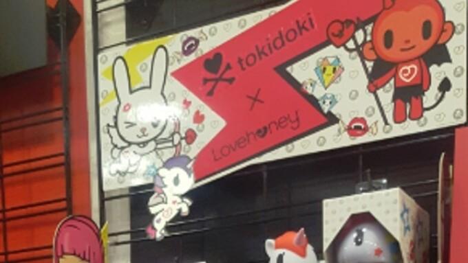 Lovehoney Now Shipping tokidoki POS