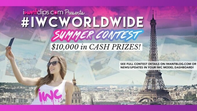 iWantClips.com Launches Summer Twitter Competition