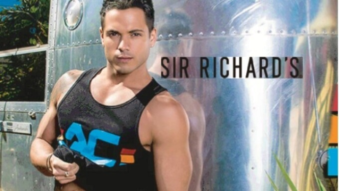 Sir Richard's Teams With Andrew Christian for Pride-Month Promo
