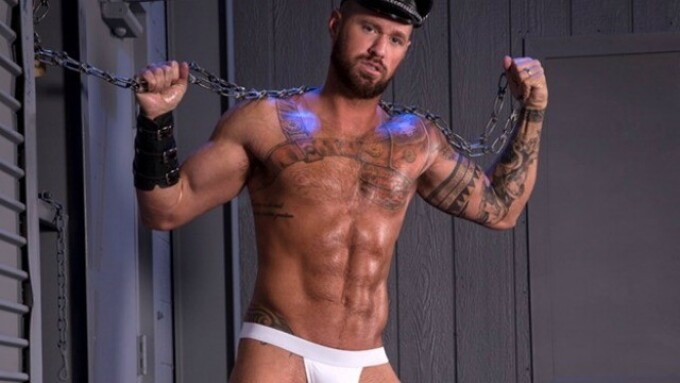 Raging Stallion's 'Beards, Bulges & Ballsacks!' Debuts