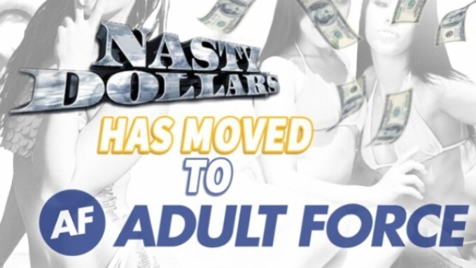 AdultForce Integrates NastyDollars Program Into Lineup
