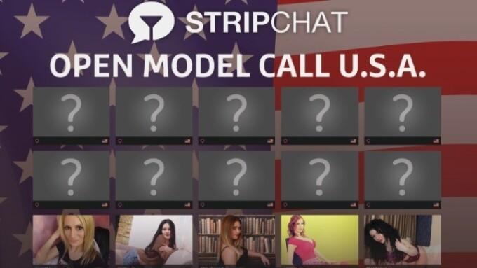 Stripchat Announces Open Model Call