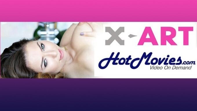 HotMovies.com Signs VOD Deal With X-Art, Colette.com