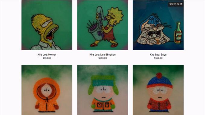212 Arts Opens Exhibit, Online Sale of Kira Lee's Artwork