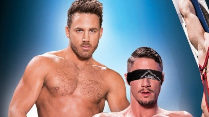 Hot House Showcases Anonymous Hookups With 'Blindfolded'