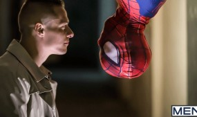 Men.com's 'Spider-Man: A Gay XXX Parody' Debuts Friday