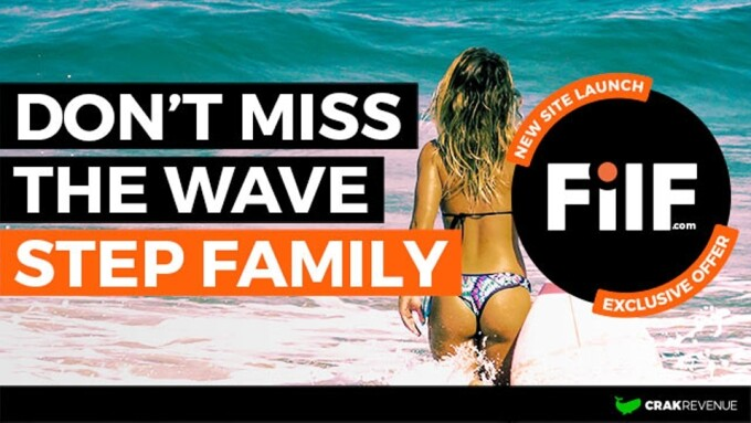 CrakRevenue Rolls Out 'Step-Family' Niche Site FILF.com