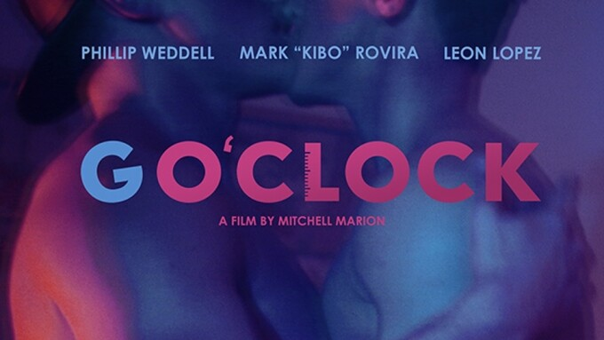 NakedSword Adds 'G O'Clock' to Catalog