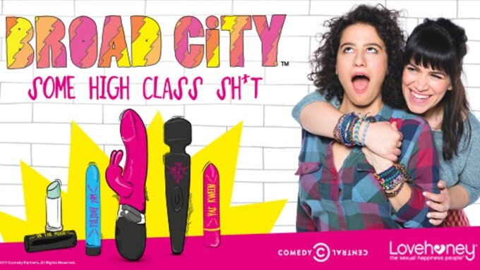 Yas Kween: Lovehoney, Comedy Central Collab for 'Broad City' Collection
