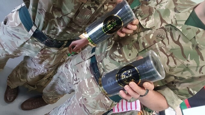 British Soldiers Handed xHamster fifis