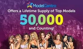 ModelCentro Surpasses 50K-Model Milestone