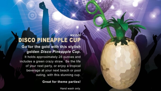 Kheper Games Offers 'Disco Pineapple Cup'