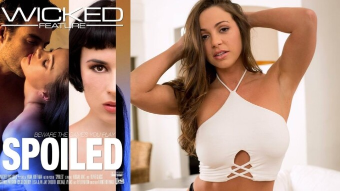 Wicked Releases 'Spoiled,' Starring Abigail Mac