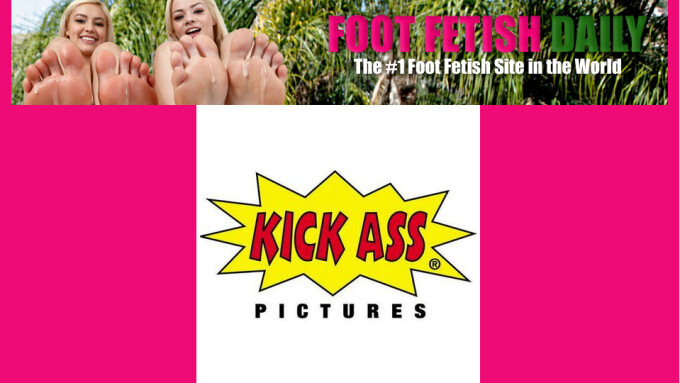 Kick Ass Launches New FootFetishDaily.com Members Area