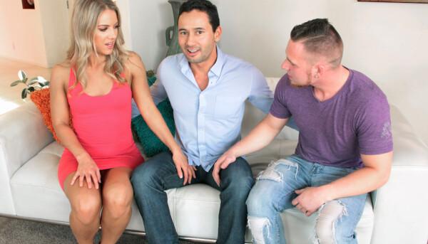 Evil Angel, Aiden Starr Unveil 'My Bisexual Boyfriend'