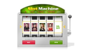 iStripper Offers Slot Machine Promo This Weekend