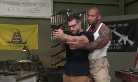 Raging Stallion's 'Gun Show' Now on DVD, VOD