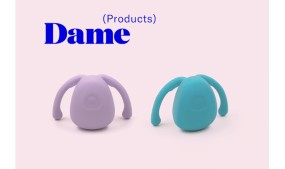 Dame Products to Exhibit Eva, Fin Vibes at Sex Expo NY