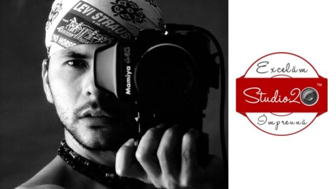Studio 20 Signs Fashion Photographer Gabriel Hennessy