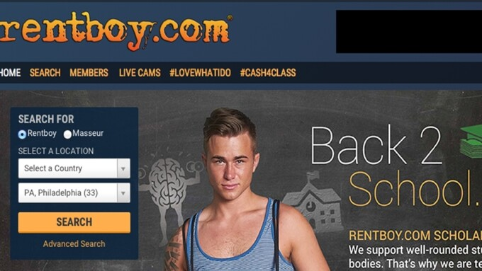 Rentboy.com Founder Sentenced to 6 Months in Prison