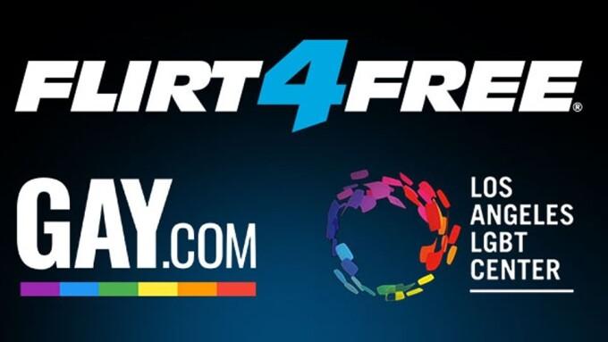 Flirt4Free Donates Gay.com Domain to L.A. LGBT Center