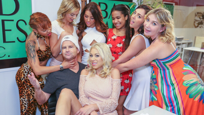 Q&A: Will Ryder Dishes on Adam & Eve's Original Comedy 'Bad Babes Inc.'