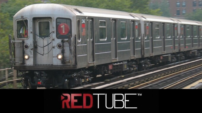 RedTube Seeks to Sponsor N.Y. Subway System
