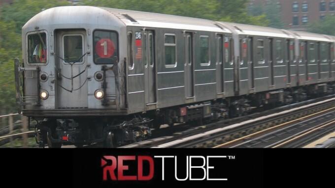 RedTube Seeks to Sponsor N.Y. Subway System