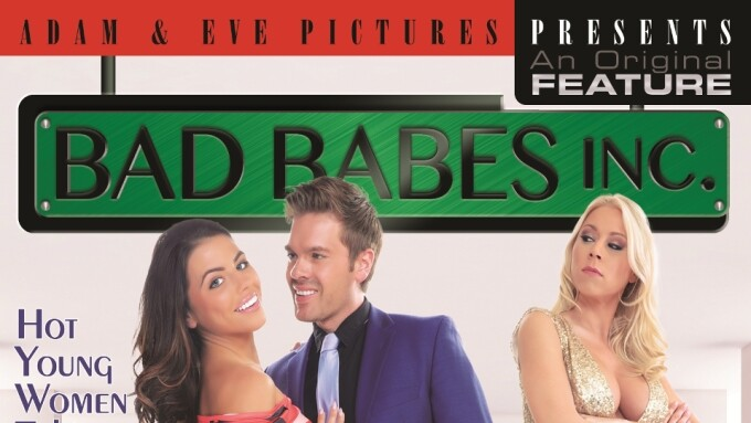 A&E Unveils 2 'Bad Babes Inc.' Box Covers, Taps Will Ryder Once Again