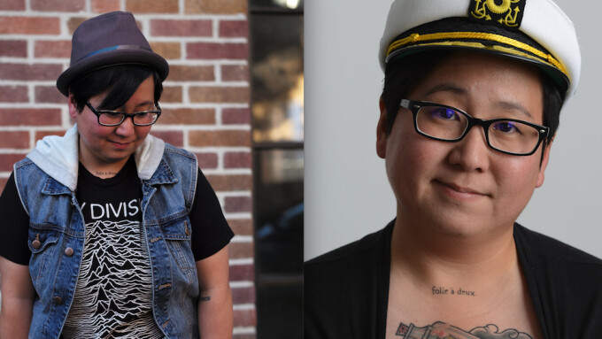 Kristel Penn Featured in Dave Naz's 'Identity: In & Beyond the Binary'
