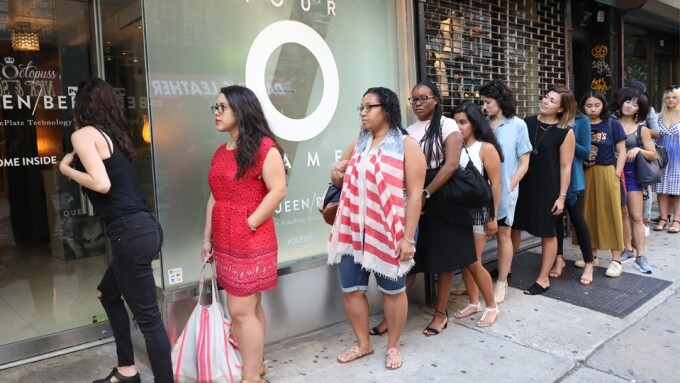 Hot Octopuss Opens N.Y. Pop-up Store to Show Off Queen Bee