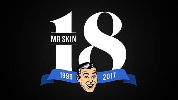 Mr. Skin Celebrates 18 Years Tracking Hollywood Nude Scenes
