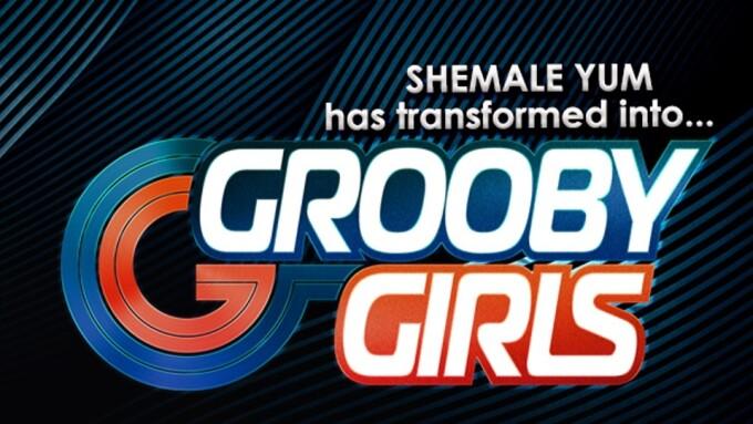 Grooby's ShemaleYum.com Rebrands as GroobyGirls.com