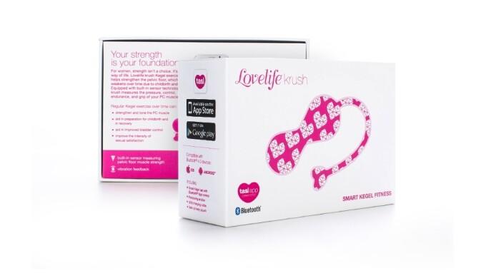 Entrenue Named Exclusive Distributor of Lovelife's 'Krush' Kegel Exerciser