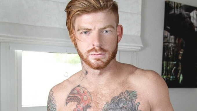Gay Star Bennett Anthony to Make Debut on CAM4