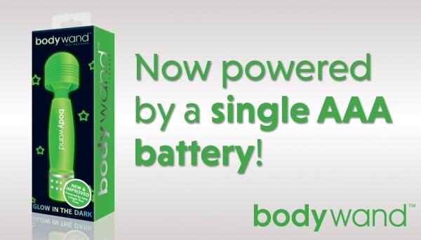Xgen Products Reveals AAA-Powered Mini Bodywands